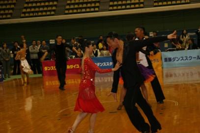 全道クラス別ダンス競技会小樽大会