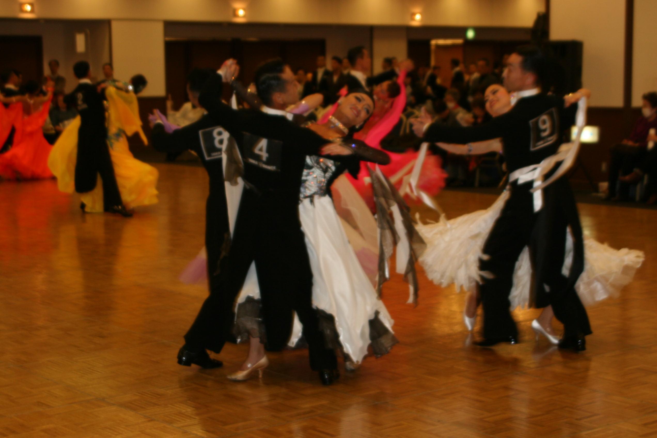2017 前期JBDF全道クラス別ダンス競技会