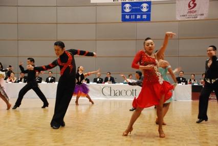 2017 第54回毎日杯/第28回杉山杯争奪 全道ダンス選手権大会