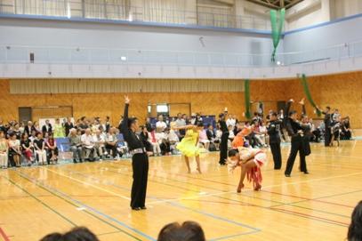 2017北海道ドリーミーダンス競技会釧路大会 in 釧路町総合体育館