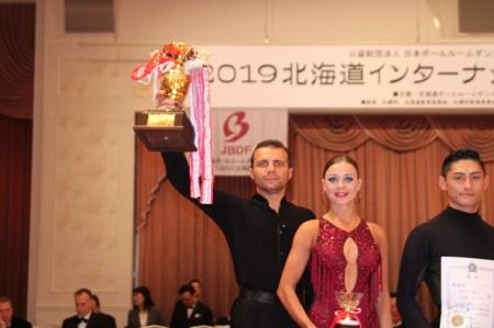 2019北海道インターナショナルダンス選手権大会 in シャトレーゼ ガトーキングダムサッポロ