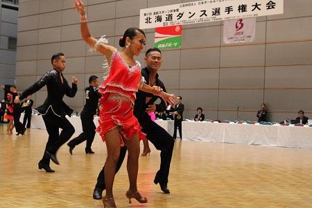 第37回道新スポーツ杯争奪北海道ダンス選手権大会