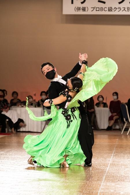 2021プロBC級クラス別ダンス競技会