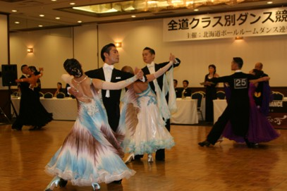 2015後期JBDF全道クラス別ダンス競技会