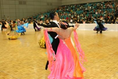 第33回道新スポーツ杯争奪北海道ダンス選手権大会