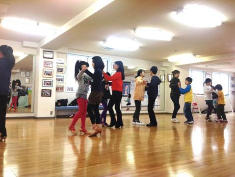 さかいスポーツダンススクール